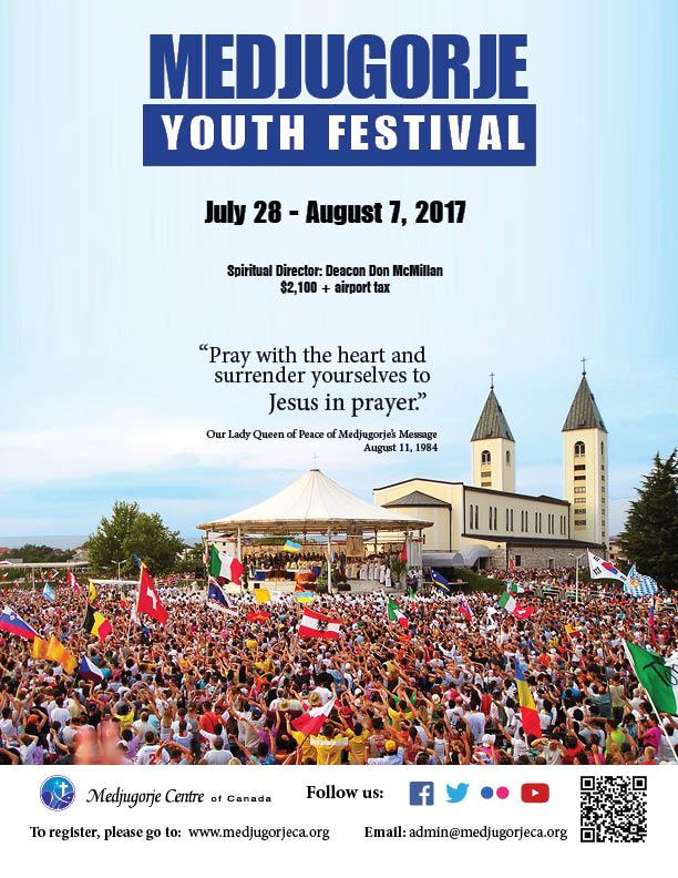 Medjugorje Pilgrimage July 2017