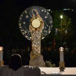 Outdoor Eucharistic Adoration
