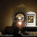 Indoor Eucharistic Adoration