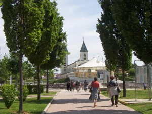 A call to visit Medjugorje
