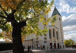 St. James Church in Medjugorje