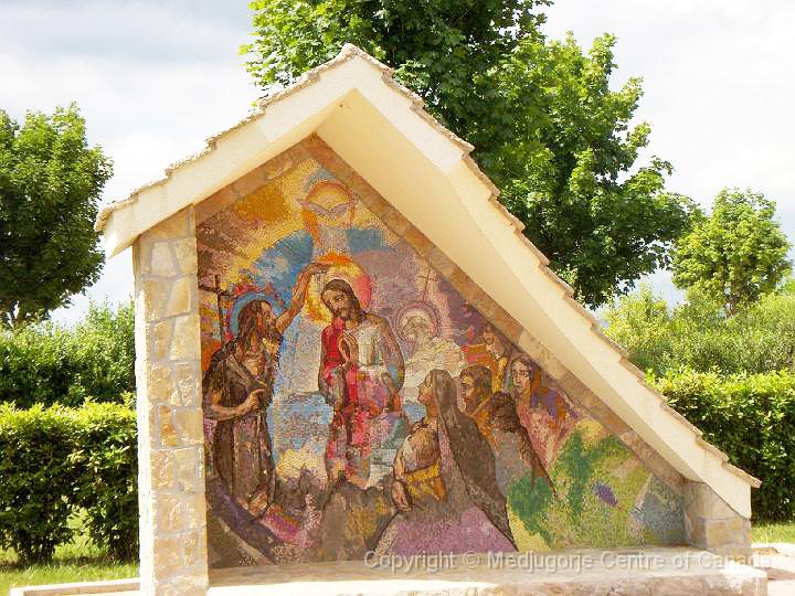 光明一端 - 耶穌受洗