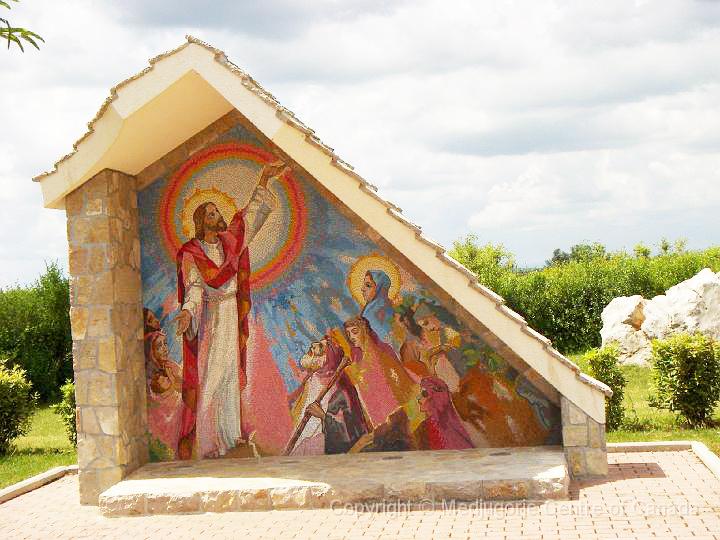 光明三端 - 耶穌宣講天國福音